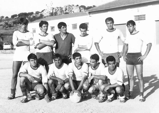 Orani Calcio primi anni 60