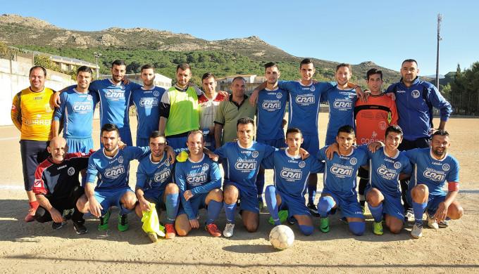 Polisportiva Olimpia Arbus · 2016-2017