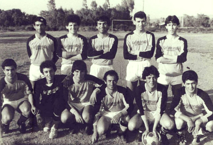 Sant'Anna Calcio anni settanta