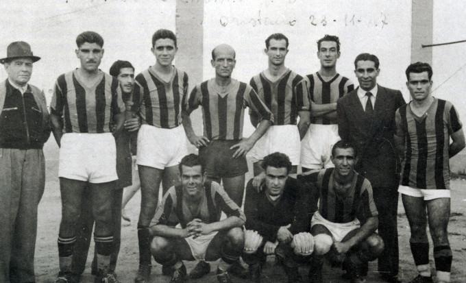 Tharros Calcio 1947-1948