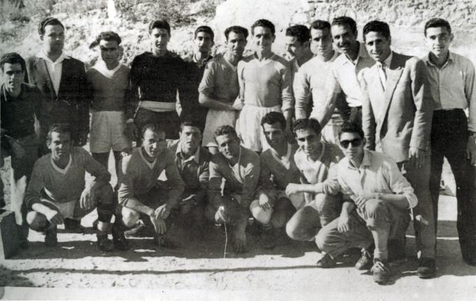 Tharros Calcio - Oristano 1949-1950