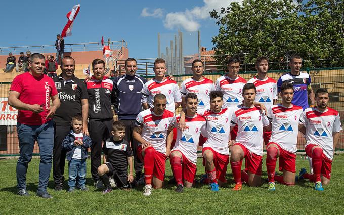 Tharros Calcio Oristano 2016-2017