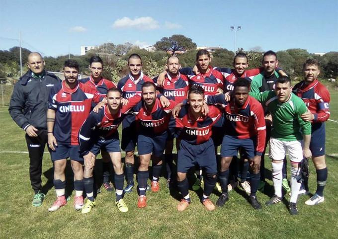 USD Tresnuraghes Calcio · 2016-2017