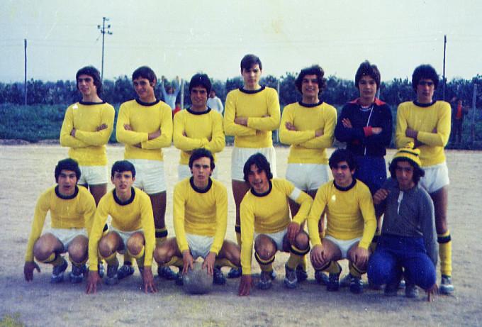 Villasor Juniores 1970-1971