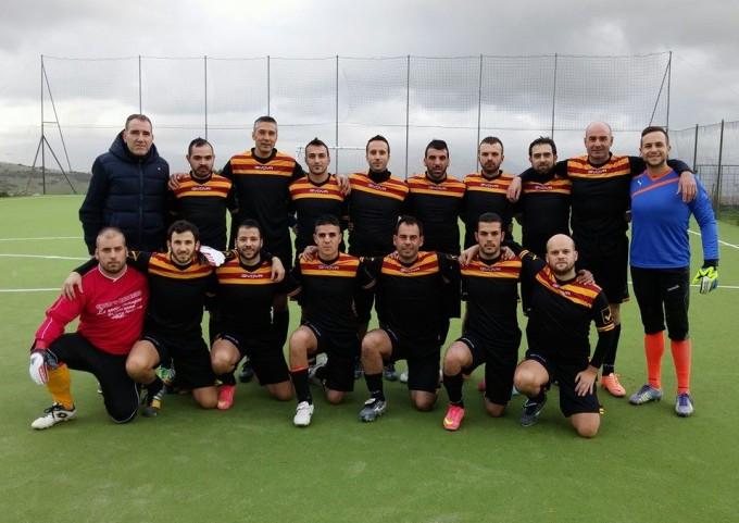 CSI Andrea Doria Calcio · Sedini 2014-2015
