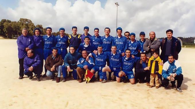 Polisportiva Luogosanto - 1998-1999