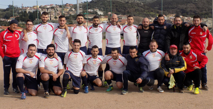 Polisportiva Montiferru · Scano di Montiferro 2016-2017