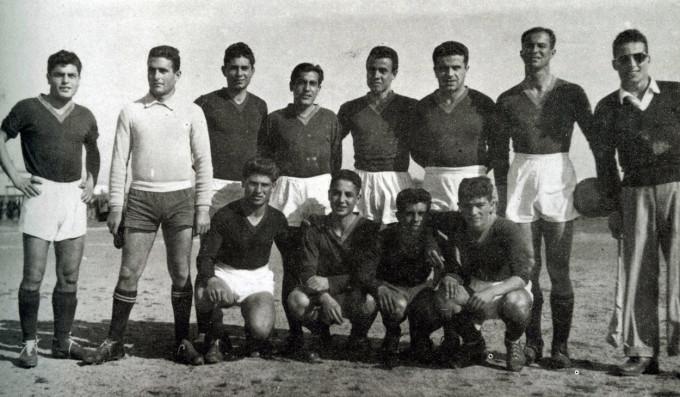 Tharros Calcio - Oristano 1951-1952