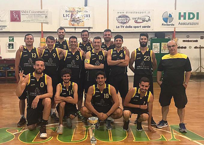 ASD ASTRO Cagliari Maschile 2016-2017 DUE