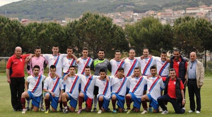 Arbus Calcio - 2011-2012