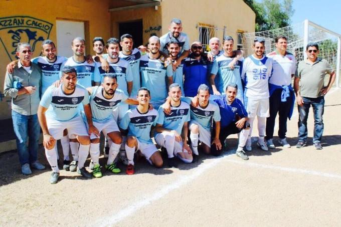 Azzanì Calcio - Loiri Porto San Paolo 2016-2017 DUE