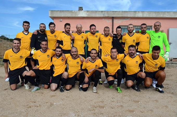 Berchiddeddu Calcio - 2015-2016