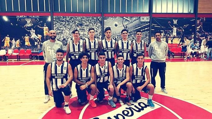 Cus Sassari Basket - 2016-2017