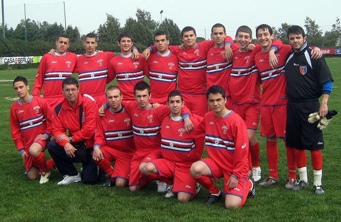 Ferrini Calcio Juniores · Cagliari 2008-2009