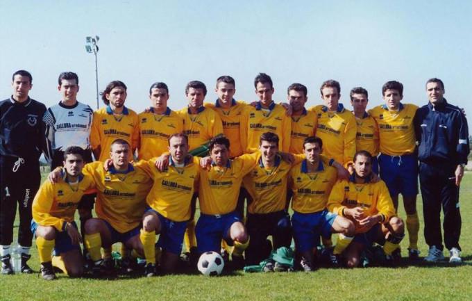 Polisportiva Luogosanto - 2000-2001