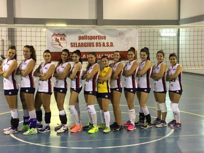 Polisportiva Selargius 85 - 2016-2017