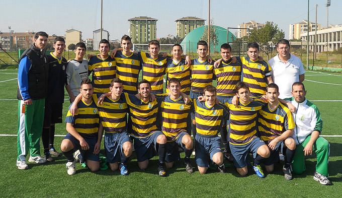 Quartu 2000 Juniores - 2011-2012