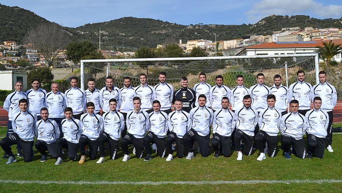S.S. Berchidda Calcio 1946 - 2016-2017