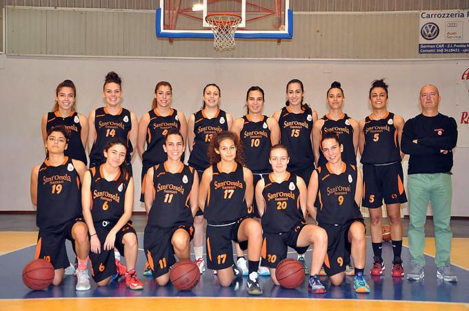 Sant'Orsola Team Sassari 2016-2017