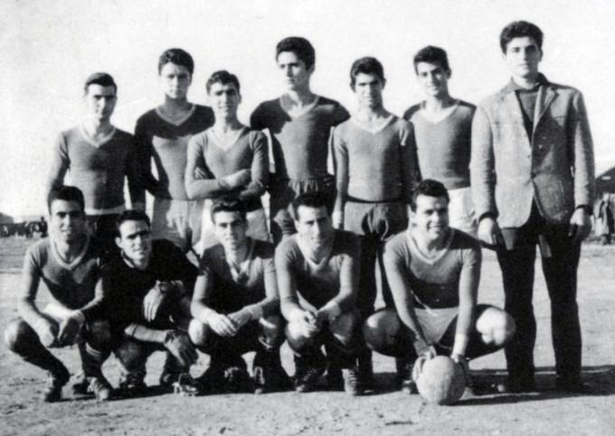 Tharros Calcio B - Oristano 1954-1955