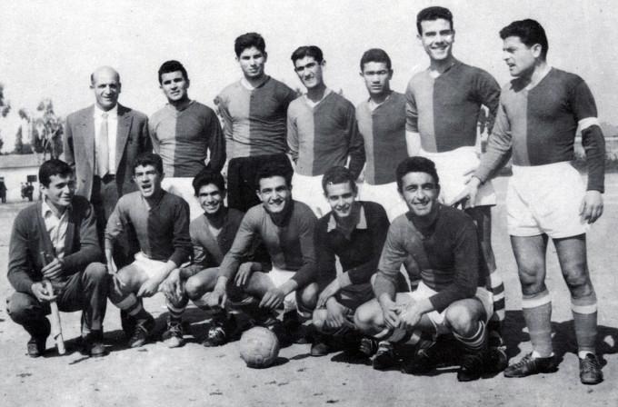 Tharros Calcio Oristano 1954-1955