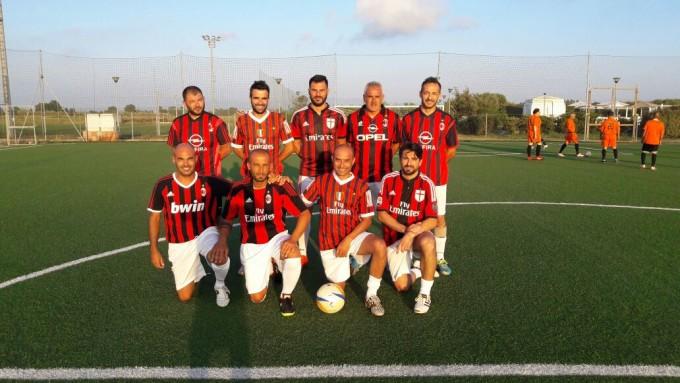 Tifosi del Milan - 2017
