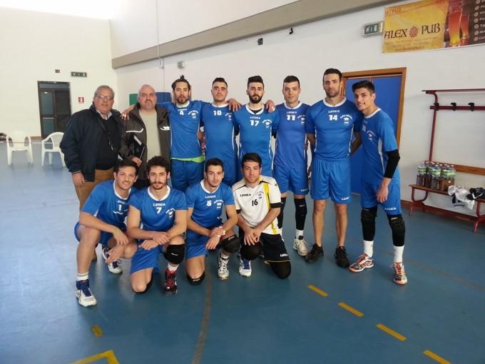 Volley Iglesias B2 - 2015-2016