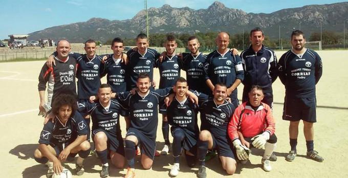 ASD Valle Del Lerno - Padru 2014-2015