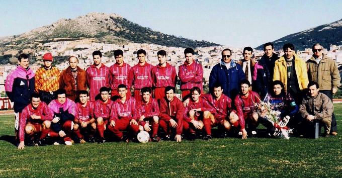 Arbus Calcio - 1994-1995