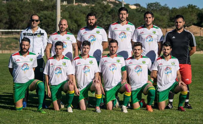 La Caletta Calcio - Siniscola 2016-2017