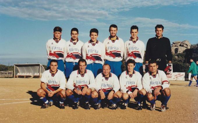 Polisportiva Luogosanto - 2001-2002