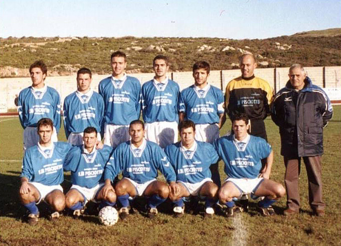 Polisportiva Luogosanto - 2002-2003
