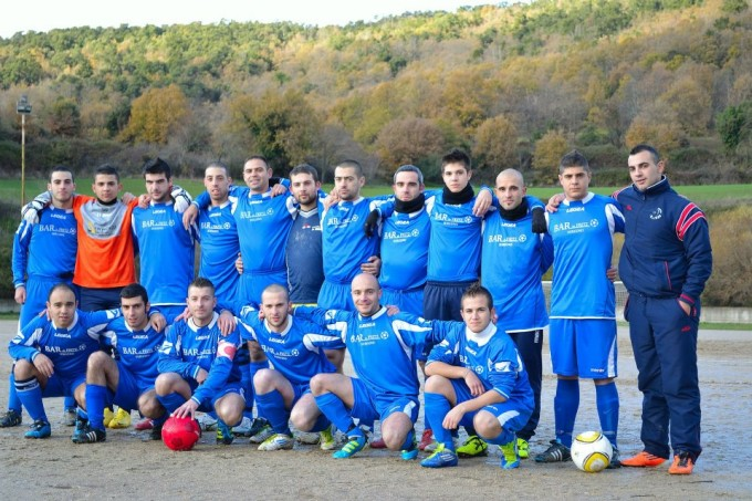 Sorgono Calcio Terza categoria - 2011-2012
