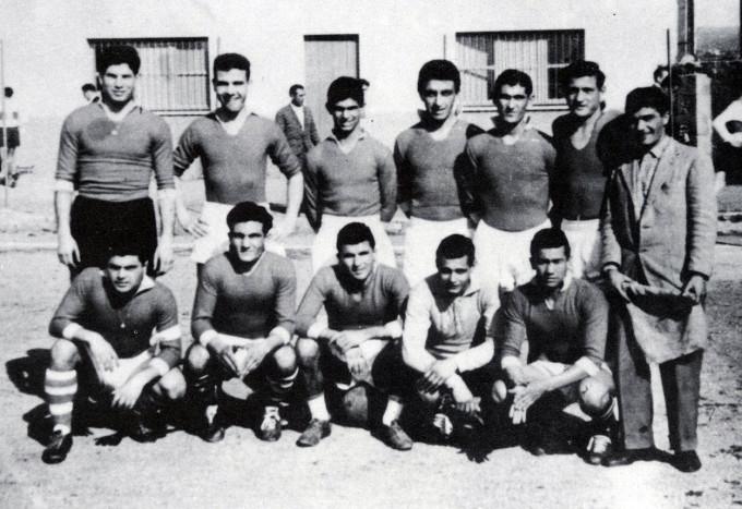 Tharros Calcio - Oristano 1954-1955