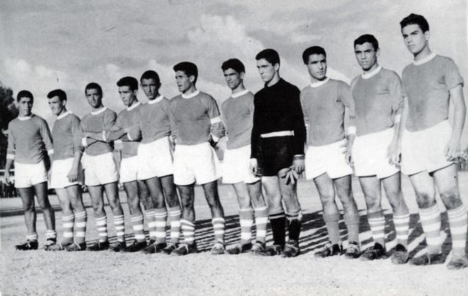 Tharros Calcio - Oristano 1959-1960