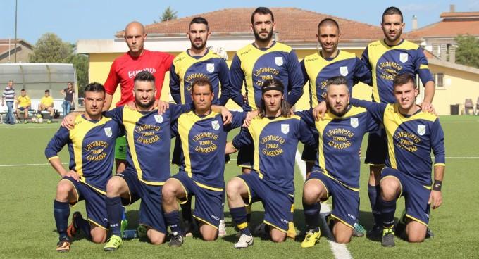 Tonarese Calcio Tonara 2016-2017