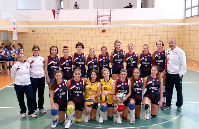 US Garibaldi Prima DIvisione Femminile - La Maddalena 2016-2017