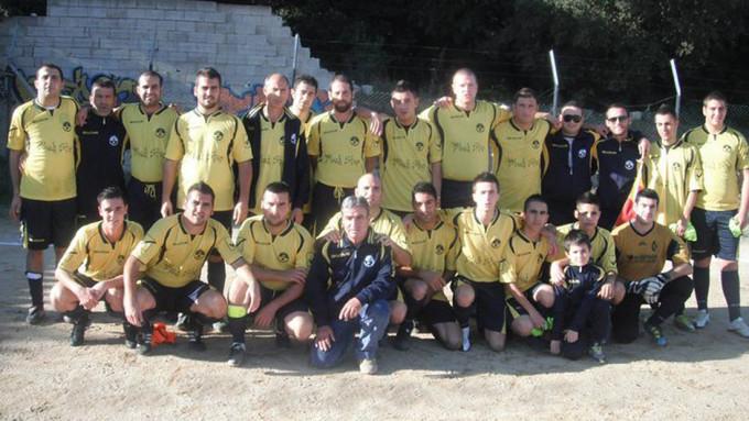 ASD Valle Del Lerno - Padru 2010-2011