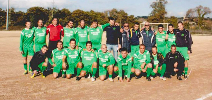 ASD Valle Del Lerno - Padru 2012-2013
