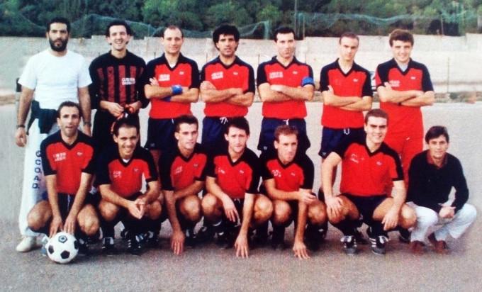 CUS Sassari Calcio 1989-1990