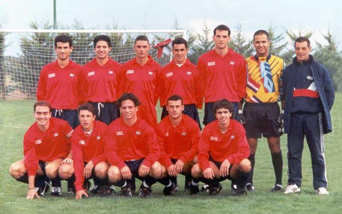 CUS Sassari Calcio 1994-1995