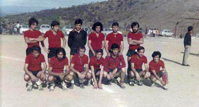 GS Meana Sardo 1972-1973