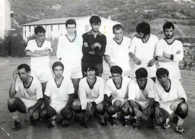 Meana Sardo 1971-1972