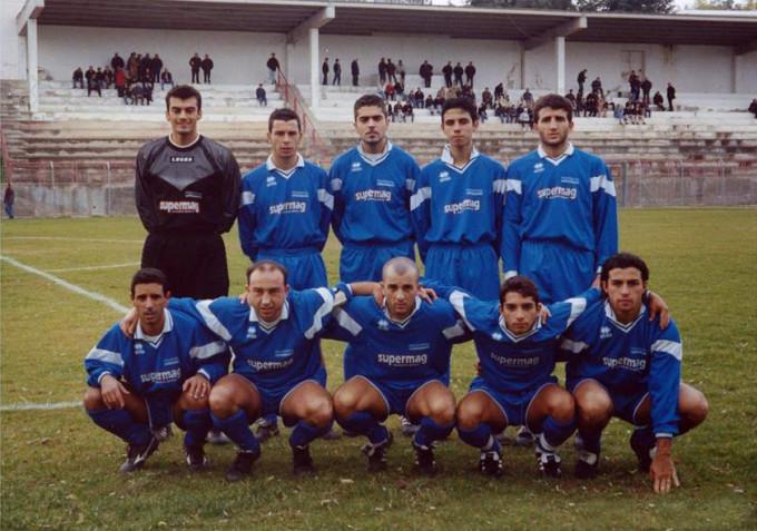 Polisportiva Luogosanto - 2003-2004