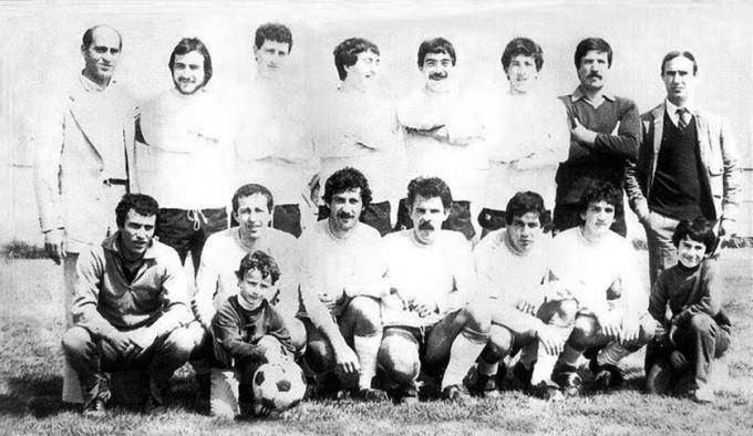 Polisportiva Siligo 1979-1980