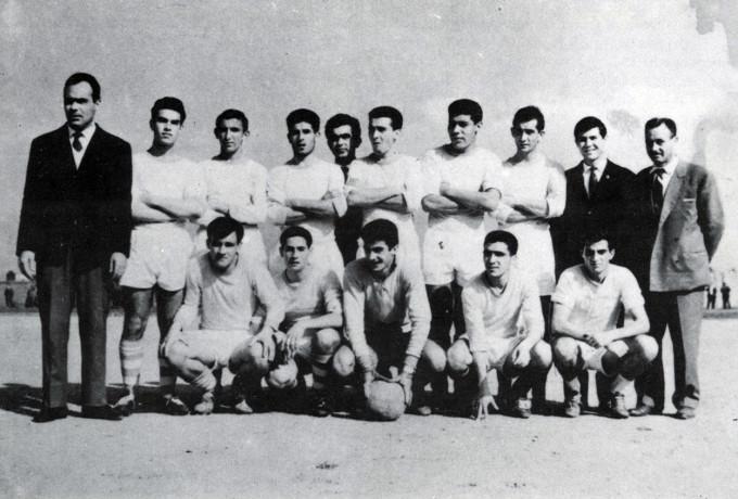 Tharros Calcio · Oristano 1960-1961