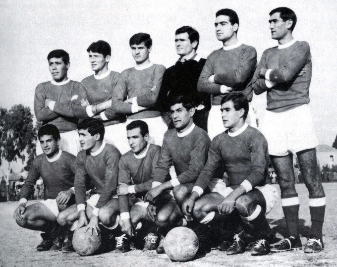 Tharros Calcio - Oristano 1964-1965