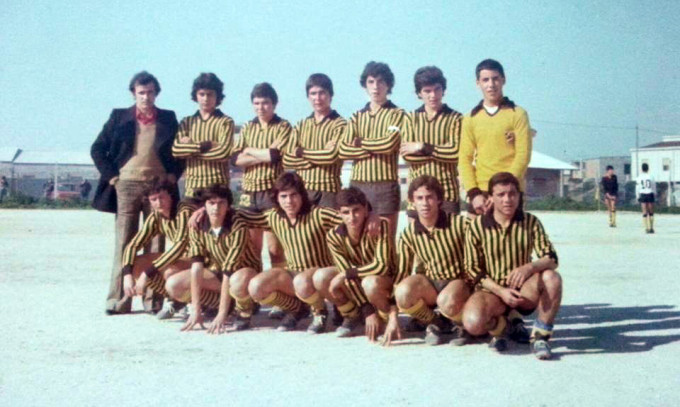 US Villasor Juniores 1975-1976