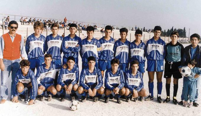 US Villasor Under 18 - 1987-1988