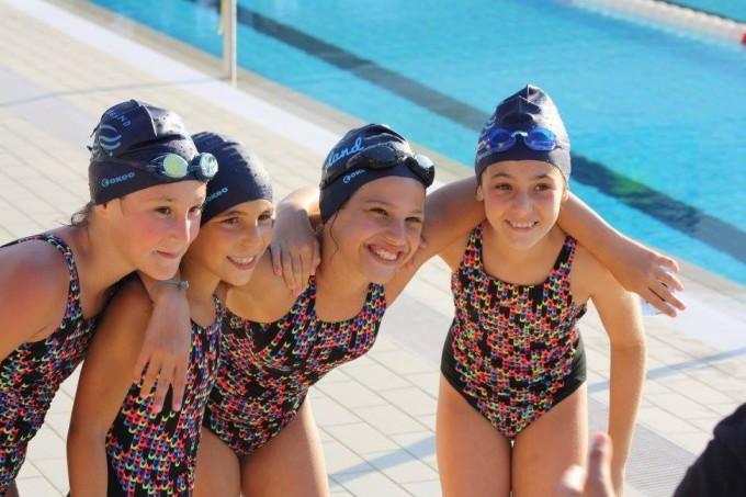 Waterland Nuoto Esordienti B - Oristano 2016-2017 DUE